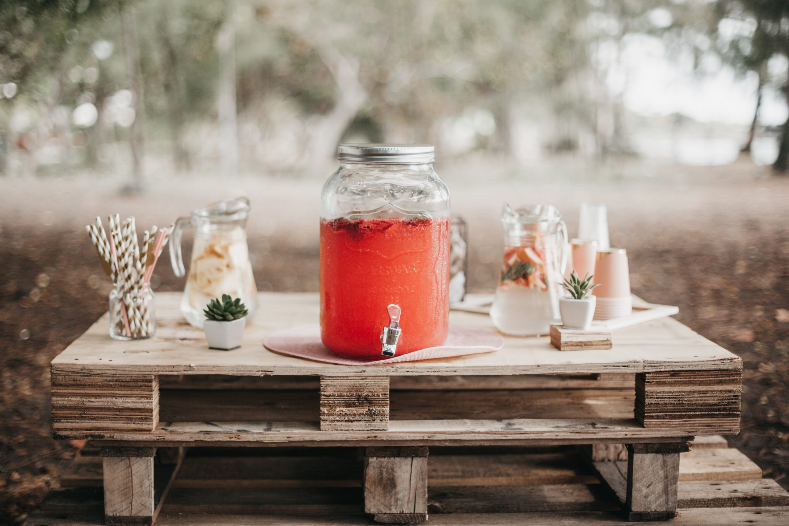 Planning Drinks For Your Wedding